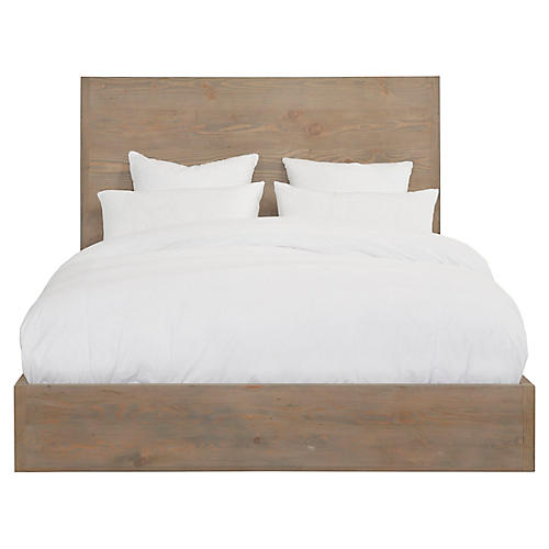 Matune Bed, Natural