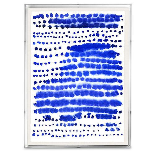 Indigo Lines, Ayelet Iontef