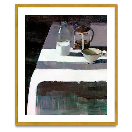 Susan Ashworth, Milk Bottle & Cafetiere
