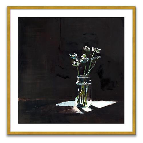 Susan Ashworth, White Anemones