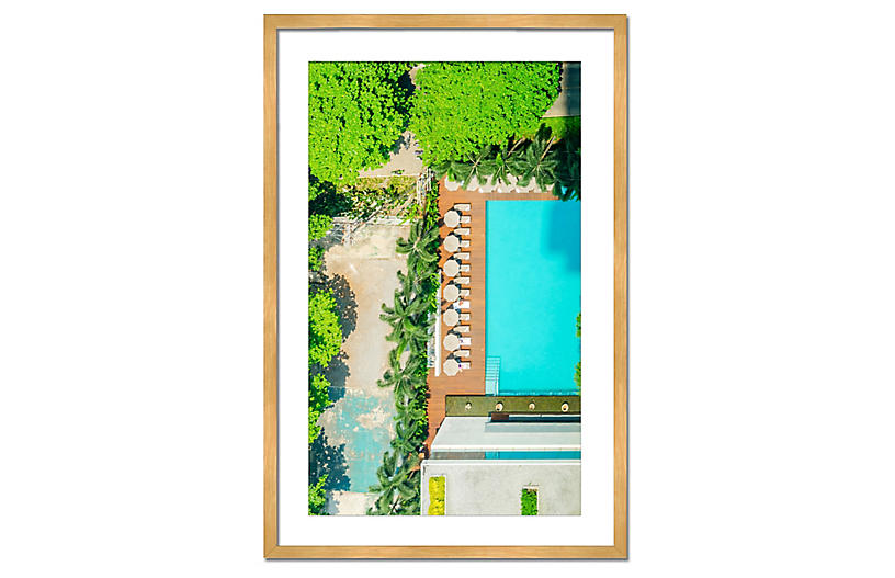 Richard Silver, Bangkok Pool
