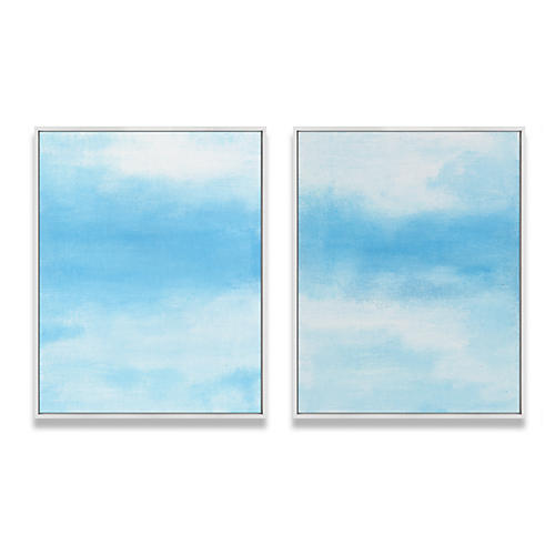 Daydreams Diptych, Ilana Greenberg