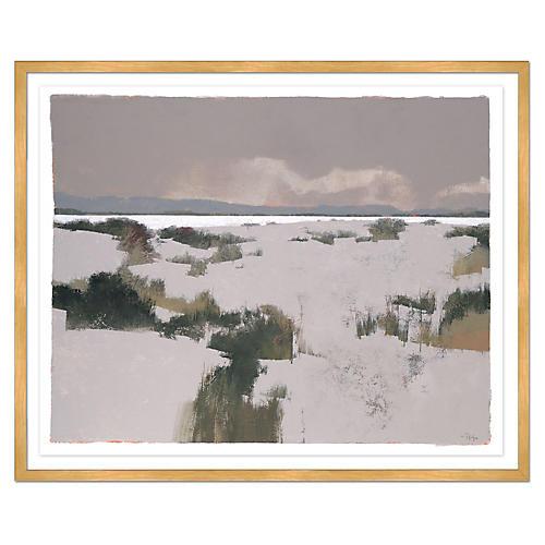 Greg Hargreaves, Dunes in Winter