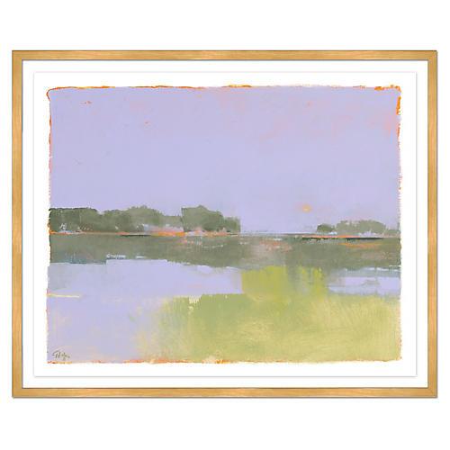 Marsh at Dusk, Greg Hargreaves