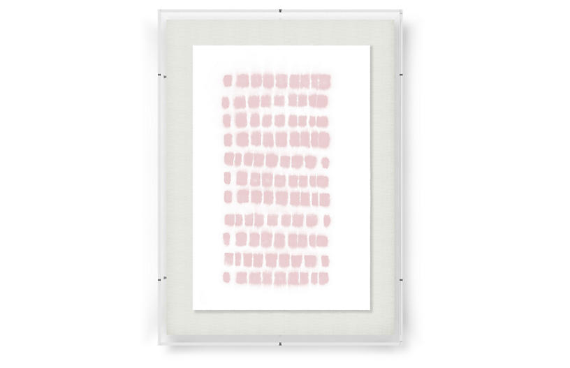 Adrienne Wong, Dotted Grid-Rose