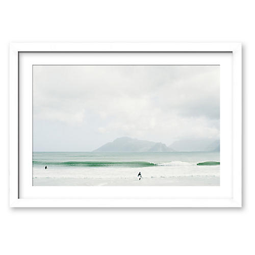 Christine Flynn, Capetown Surfers I