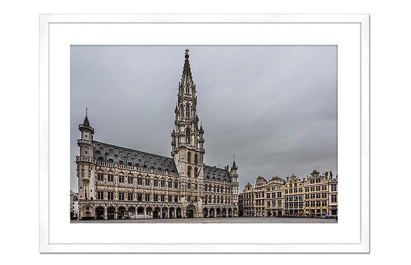 Richard Silver, Grote Markt Brussels II