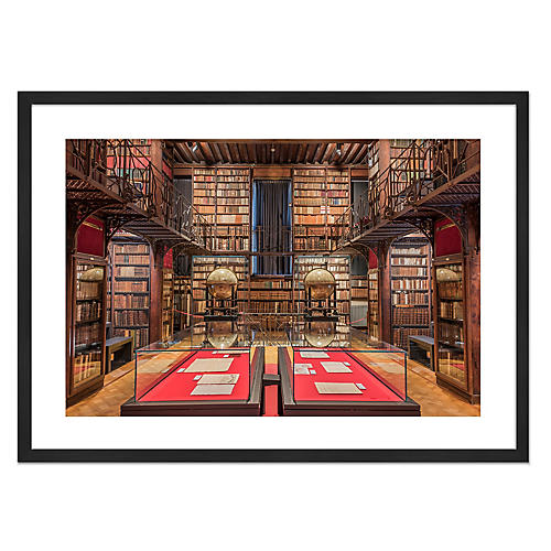 Richard Silver, Henrik Heritage Library