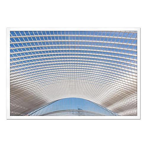 Richard Silver, Liège-Guillemins Station