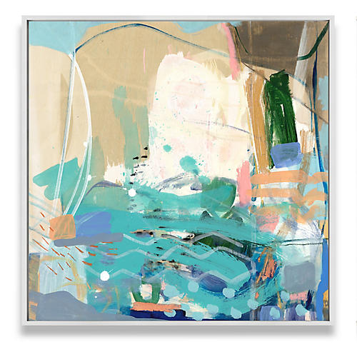 Jet Stream, Michelle Armas