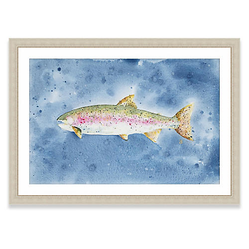 Laura Roebuck, Rainbow Trout
