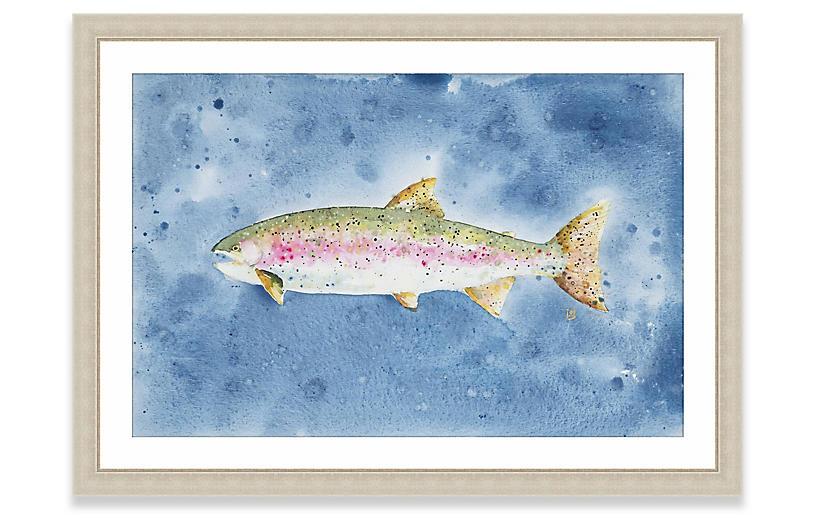 Laura Roebuck, Rainbow Trout