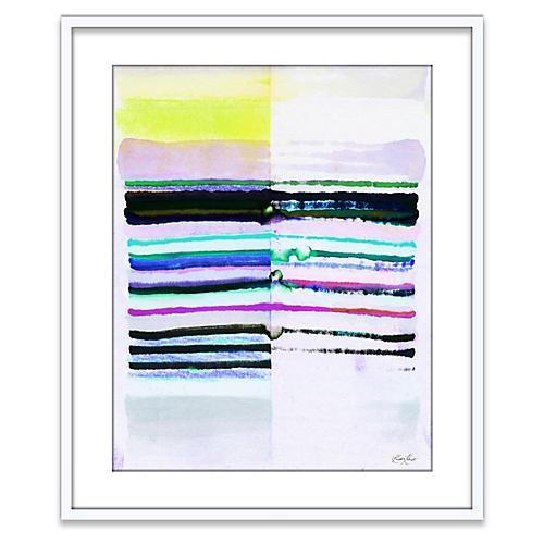 Kristi Kohut, Blue Sailing Stripes