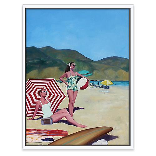 Malibu Painting