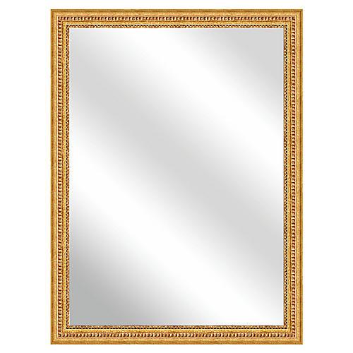 Mayra Wall Mirror, Gold