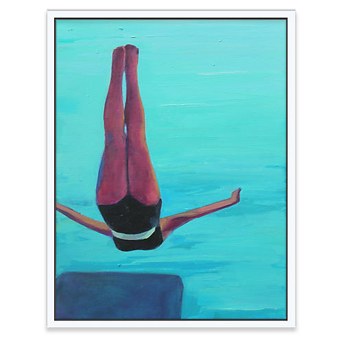 T.S. Harris, Swan Dive