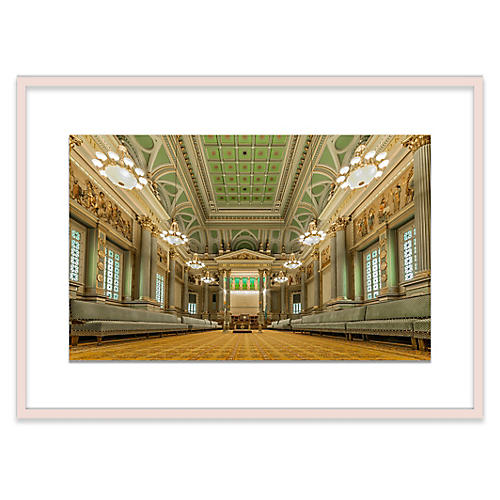 Masonic Temple, Philadelphia, Richard Silver