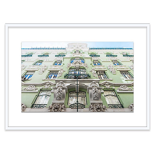Green Building, Libson, Richard Silver