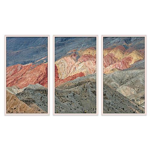 Salta Mountains II, Richard Silver