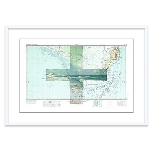 Christine Flynn, South Beach Map