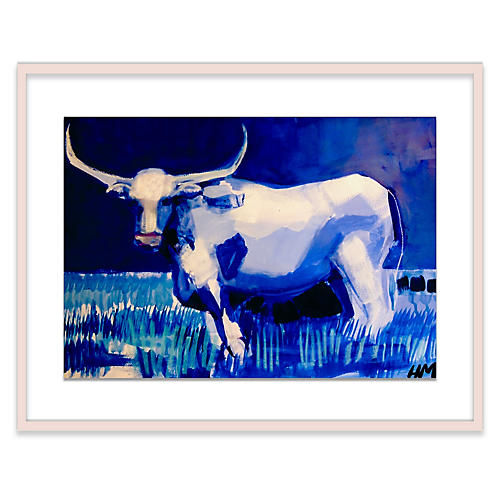 Blue Longhorn, Hayley Mitchell