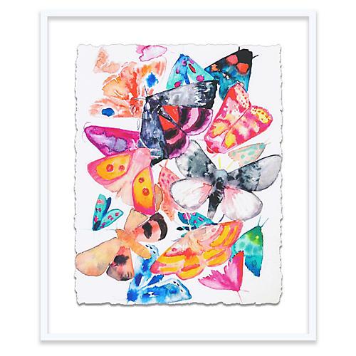 Butterflies IV, Hayley Mitchell