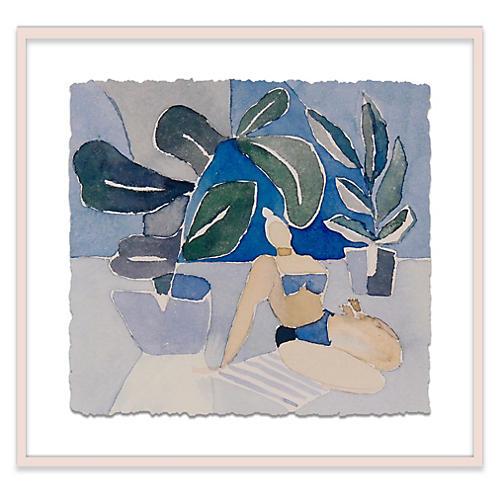 Bathers III Painting