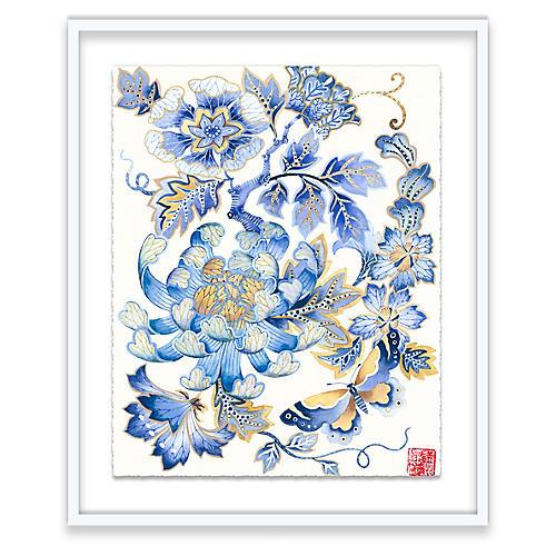Gabby Malpas, Fantasy Floral II