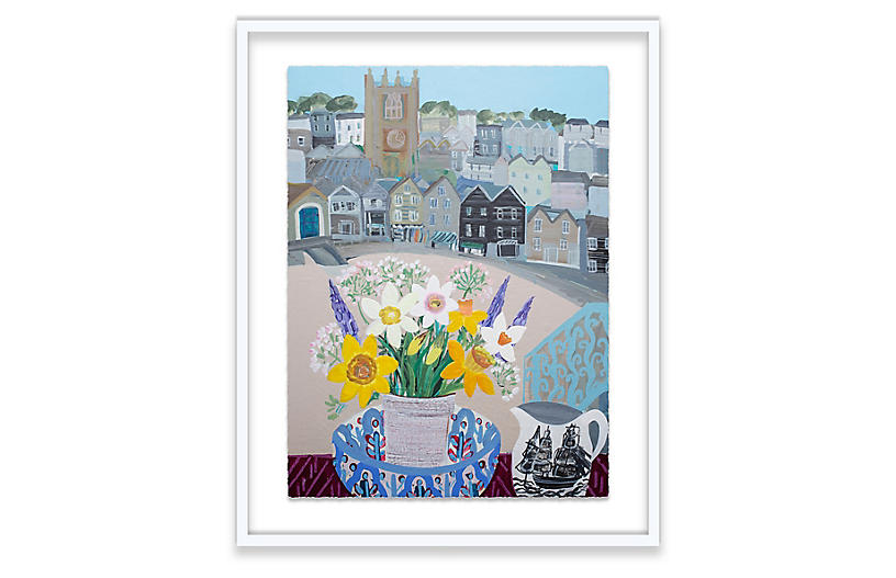 Emma Williams, Daffodils and Pots