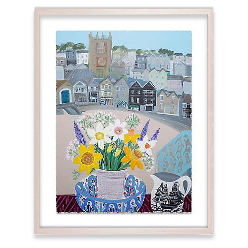 Daffodils and Pots, Emma Williams