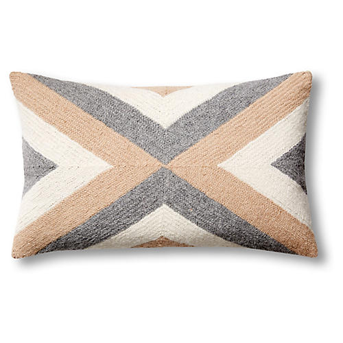 Grinda 12x20 Pillow, Camel