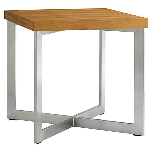Tres Chic Side Table