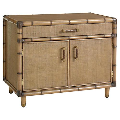 Larimar Cabinet, Warm Umber
