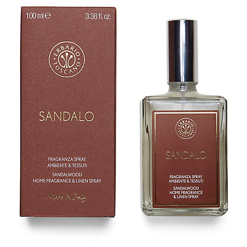 Sandalwood Linen Spray