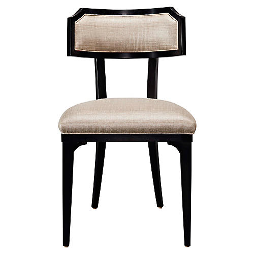 Worthington Side Chair, Latte
