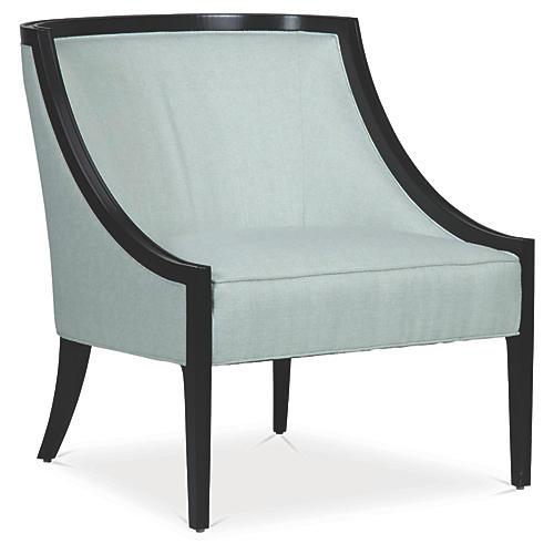 Sinclair Accent Chair, Spearmint