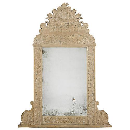 Dormer Floor Mirror