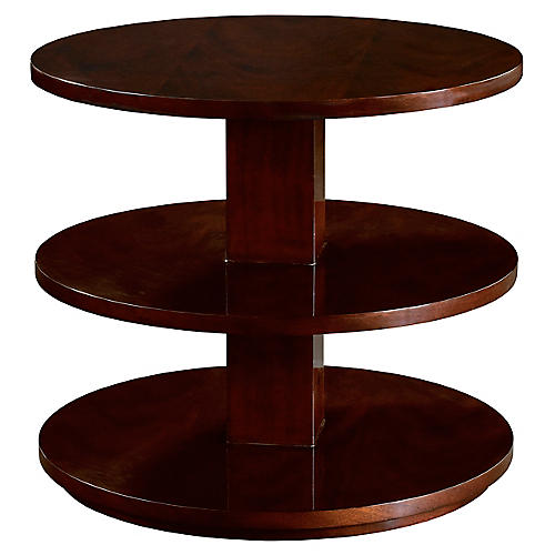Fountainhead Side Table