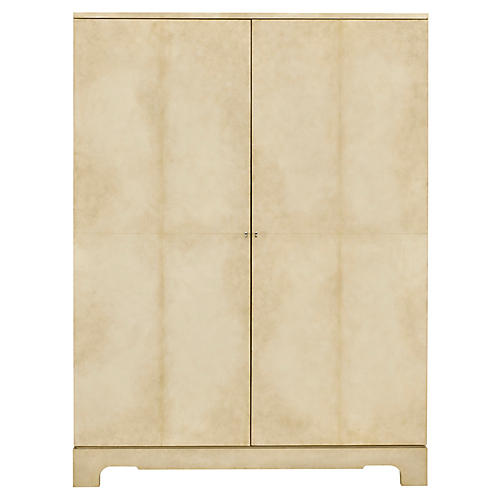 Beauworth Cabinet, Parchment