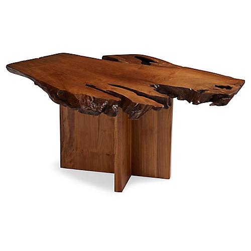 Slab Side Table