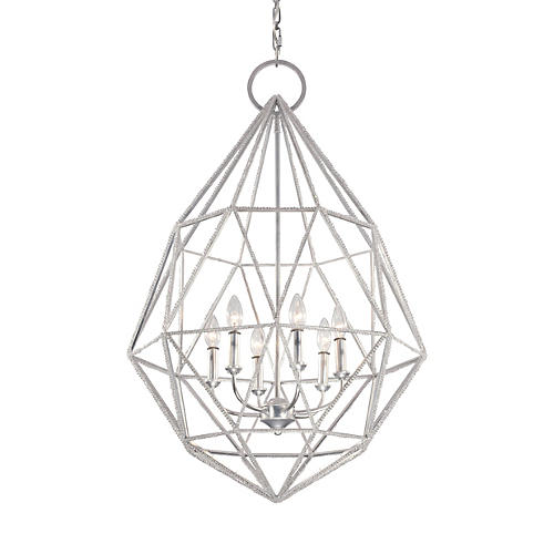 Marquise Chandelier, Silver