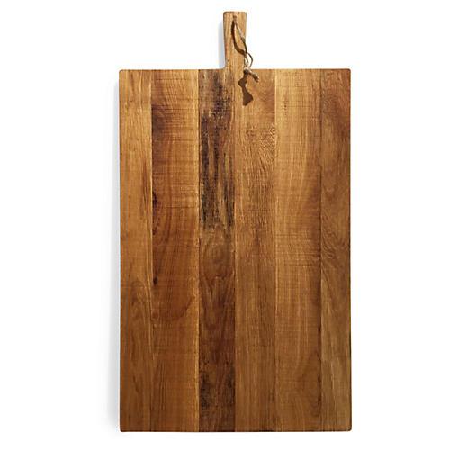 Oak Pizza Board, Natural