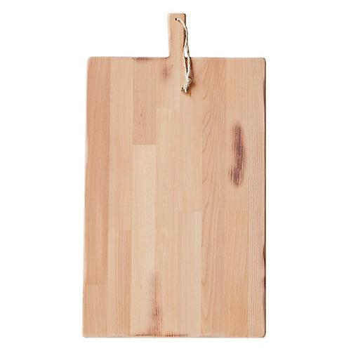 Beech Medium Pizza Board, Natural