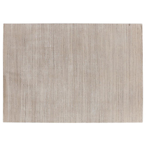 Caerus Rug, Pale Gray/Blue
