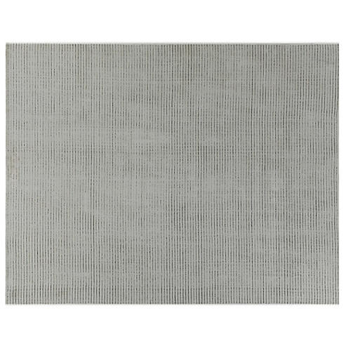 Vienne Hand-Knotted Rug, Ivory