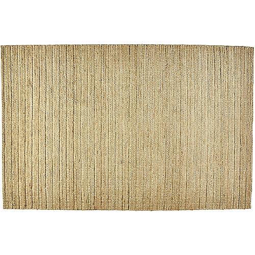 Elston Flat-Weave Rug, Beige