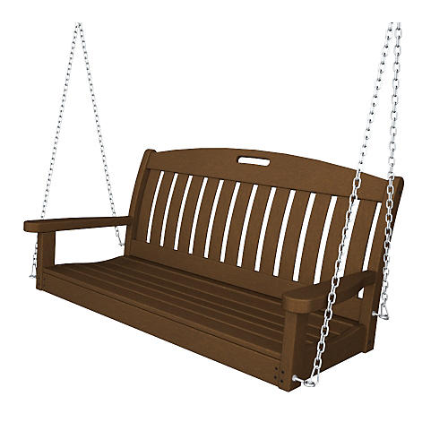 Nautical Swing, Brown
