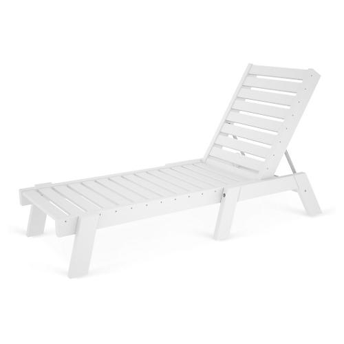 Captain Chaise, White