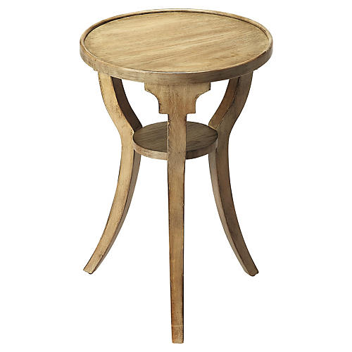 Keyon Side Table, Natural