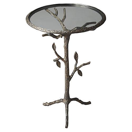 Haukea Branch Side Table